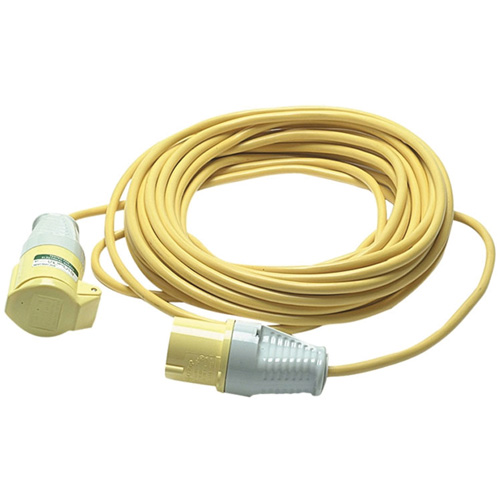 110v extension cable hire oxford