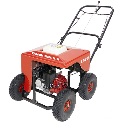 lawn aerator hire oxford