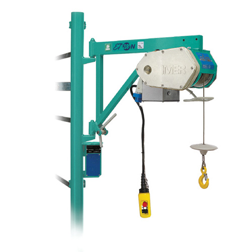 hire scafffold hoist oxford