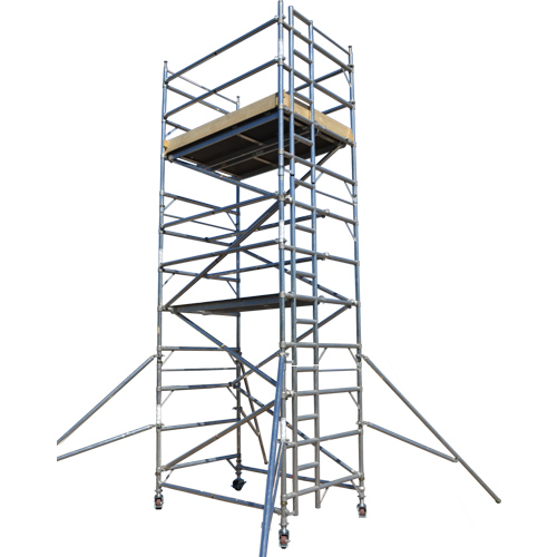 hire scaffold tower oxford
