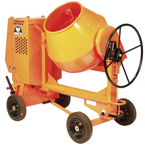 site mixer hire oxfordshire